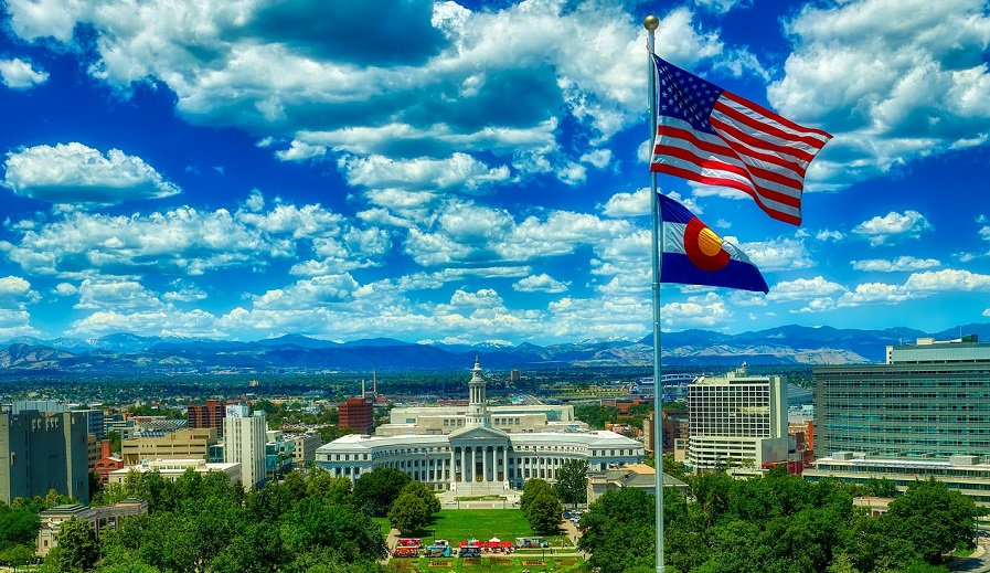 Colorado tax revenue from cannabis industry