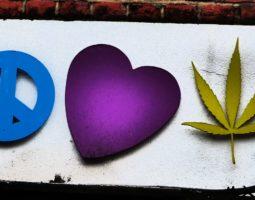 Peace Love Cannabis